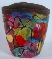 Denise Lithgow - Funky Felting 3D Vessels